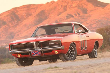 The General Lee - 1969 Dodge Charger