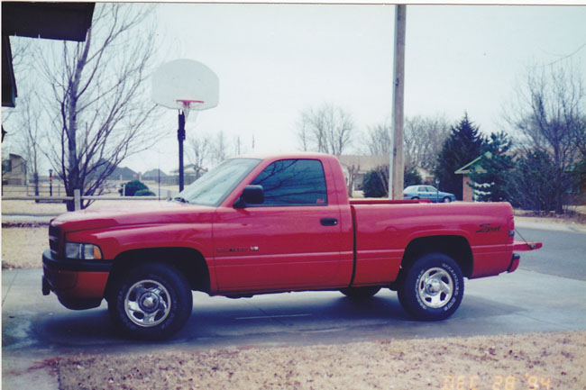 Brand New! 1994 Dodge Ram Sport