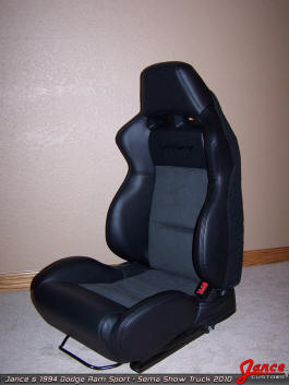 Brand New Dodge Viper SRT-10 Seats!