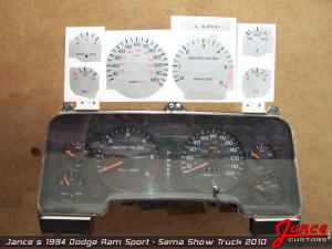 Stock Gauge Cluster. Only 61,993 Miles!