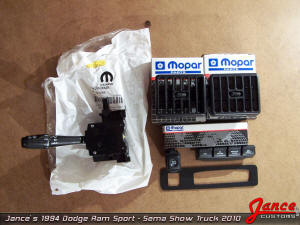 New Mopar OEM Parts!
