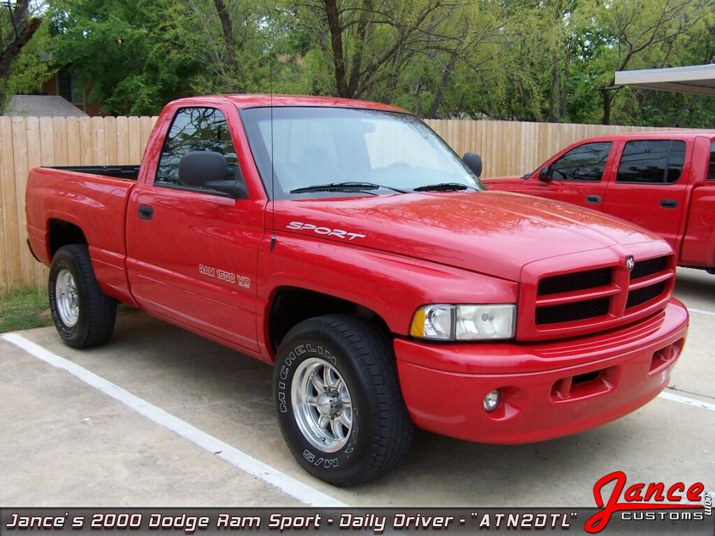 "Dodge Ram 1500 Tires >> Jance Customs - 2000 Dodge Ram Sport - ""ATN2DTL"" - The ..."